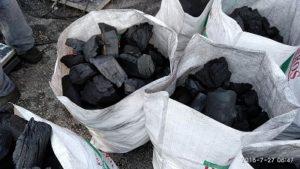 Καρβουνα και μπρικετες